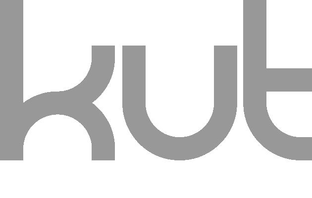logo officiel kut gris fond blanc