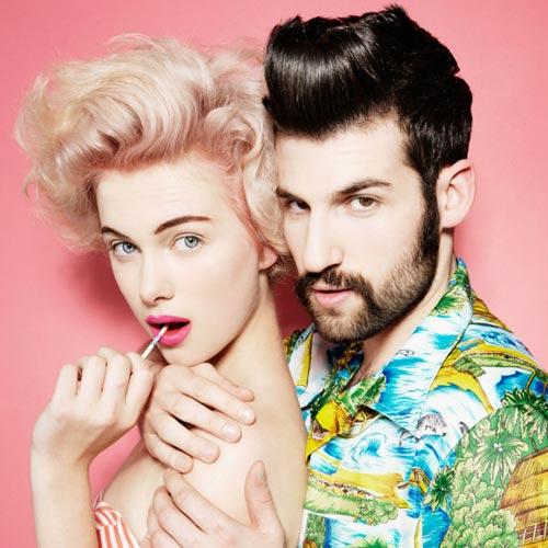 portrait coupe tendance homme femme coiffeur Kut court long salon paris 11e 75011 couleur coupe shampoing barbe barbier